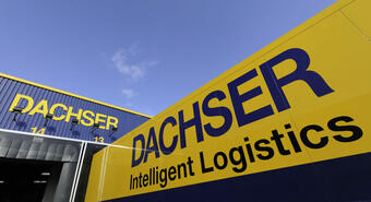 The DACHSER Ostrava branch opens operations in a new logistics terminal