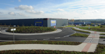 Ikea extends its lease in Segro Logistics Park Prague
