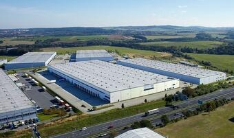 Logflex renewed in Prologis Park Prague D1 East