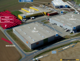 Warehouses to let in P3 Olomouc