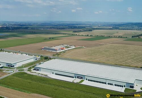 Warehouses to let in Prologis Park Brno