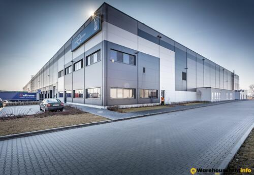 Warehouses to let in VGP Park Olomouc