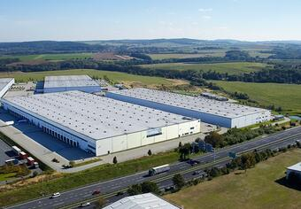 Prologis Park Prague D1 East